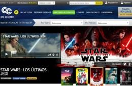 Cine Colombia opiniones