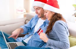 consumidor online latino en Navidad