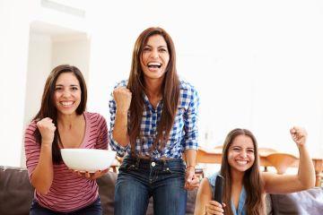 Las mujeres consumen más tecnología para ver deportes