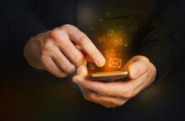 Los Millennials prefieren los mensajes de texto para comunicarse con las marcas