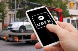 Uber solo subirá el 7% por pago de IVA en Colombia