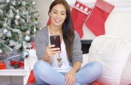Menos llamadas y más mensajes en Colombia en Navidad