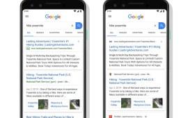 Así es el nuevo buscador de Google: cómo incluir tu favicon en sus resultados de búsqueda