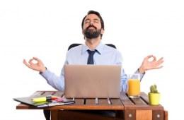 meditación y uso de la tecnología