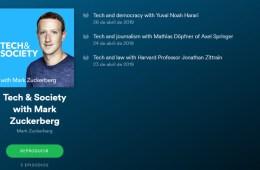 Mark Zuckerberg se une (también) a la revolución podcaster