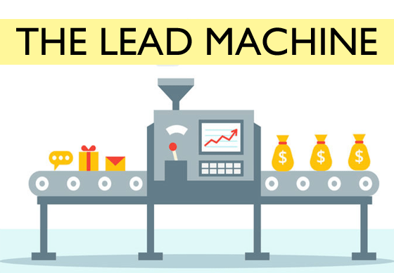 The Lead Machine