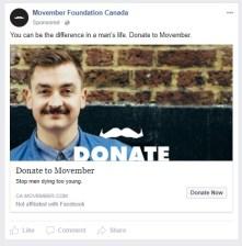 Movember Canada - 2017 11 - 13