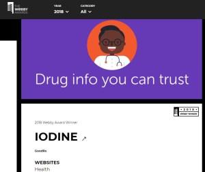 Iodine 4 - Webby