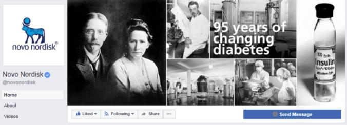 FB cover - Novo Nordisk