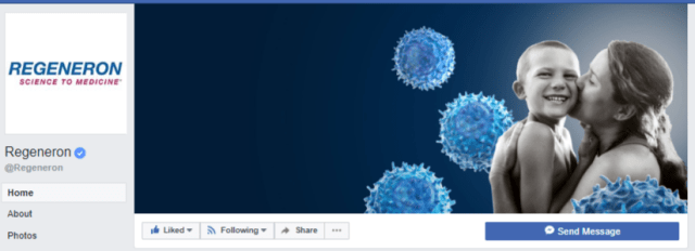 FB cover - Regeneron