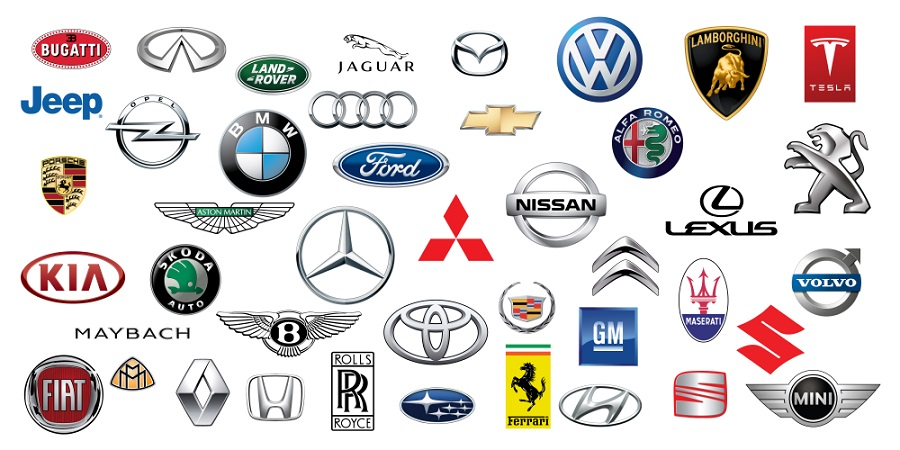 Logo đẹp lĩnh vực xe cộ
