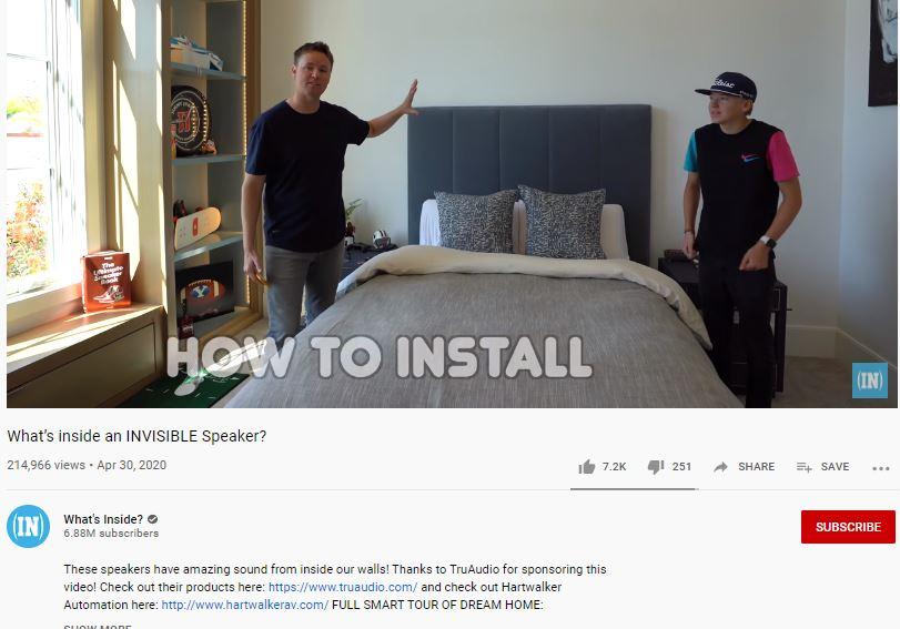 Hợp tác với các Youtubers có tầm ảnh hưởng