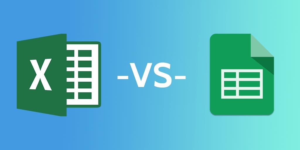 Google Sheets vs Microsoft Excel: Nên chọn ứng dụng nào?