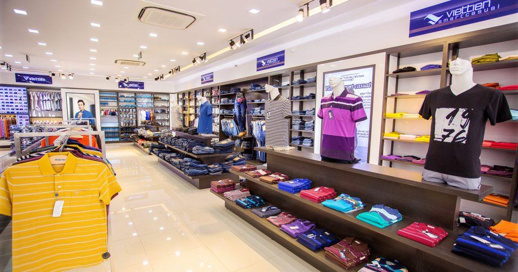 Việt Tiến cho ra mắt hệ thống cửa hàng bán lẻ mới mang tên Viettien House