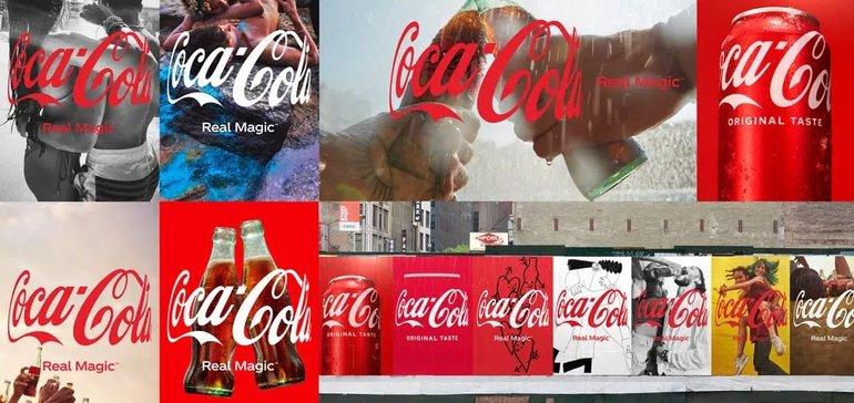 Logo của Coca-Cola được thay đổi với diện mạo hoàn toàn mới