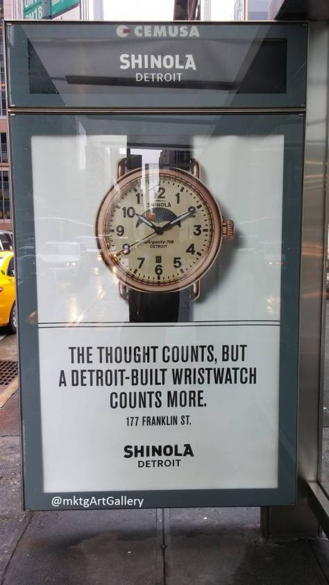 Shinola Tall