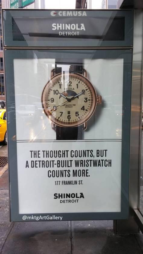 Shinola Tall