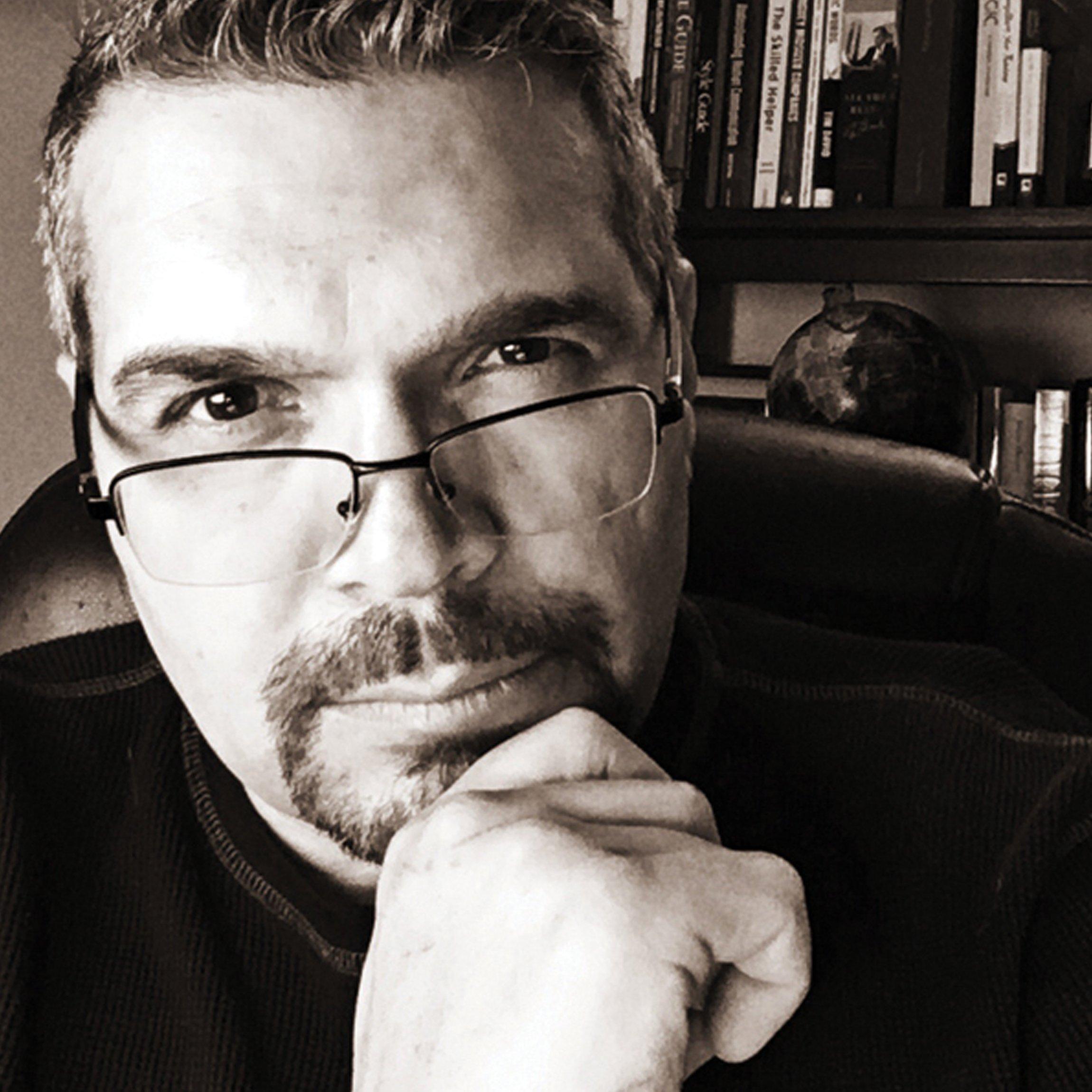 Allen Stafford Marketing Binder Portrait