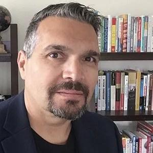 photo of Allen Stafford Marketing Consultant Marketing Binder