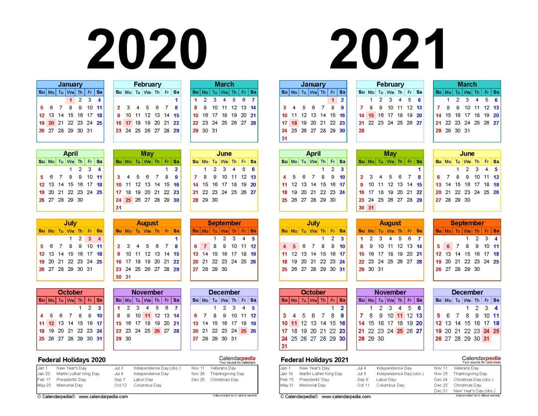two-year-calendar-2020-2021-landscape-in-color