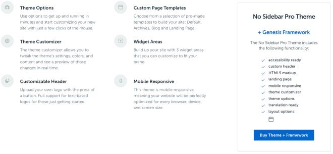minimalist blog themes