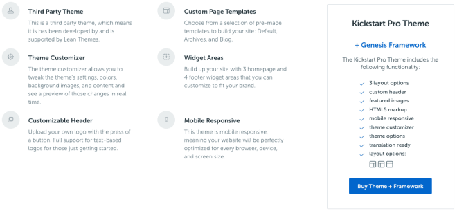 startup idea wordpress theme