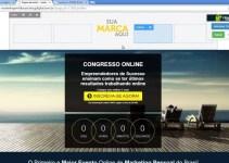 Criando uma Página de Congresso com o G-Digital