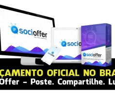 Review Completo: SociOffer Poste. Compartilhe. Lucre