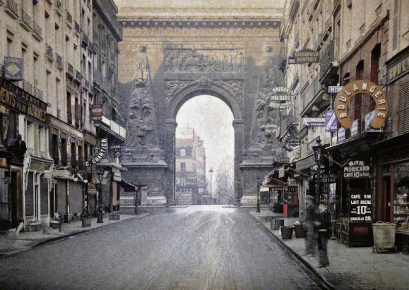 Fotos antigas de Paris (1)