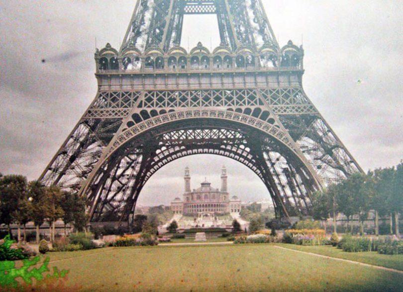 Fotos antigas de Paris (12)