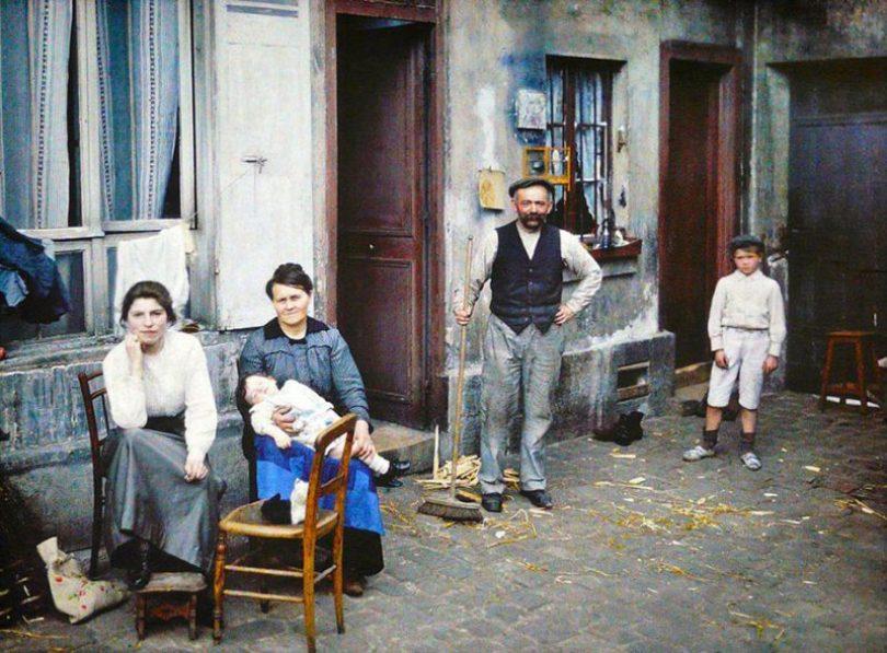 Fotos antigas de Paris (13)