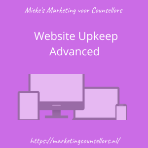 website upkeep advanced