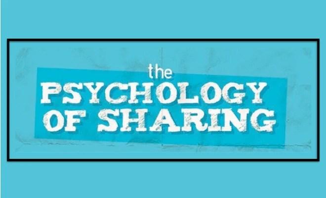 Psychology of Sharing 660x400