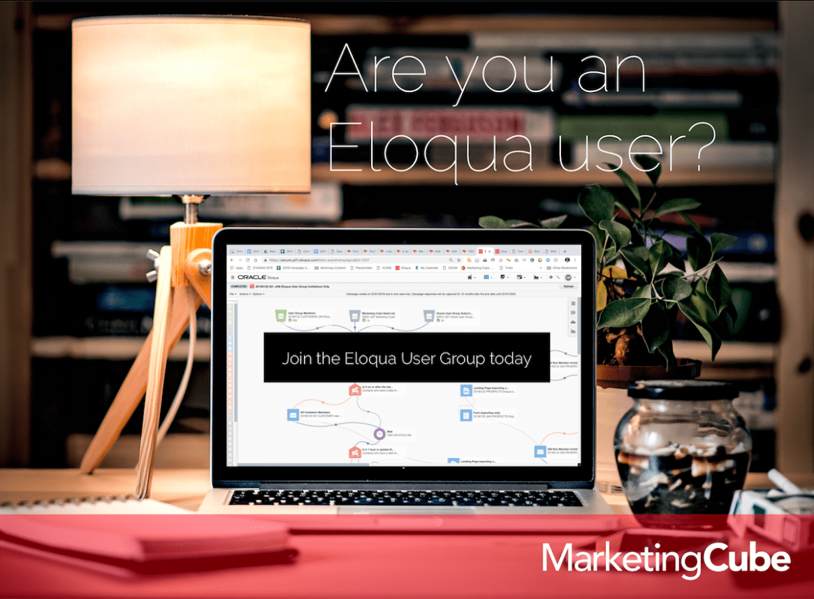 Join the Eloqua User Group Today