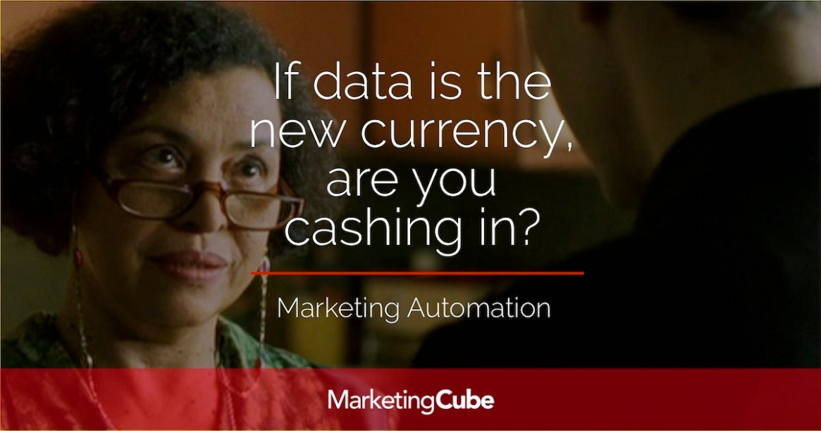 Is data your new currency?