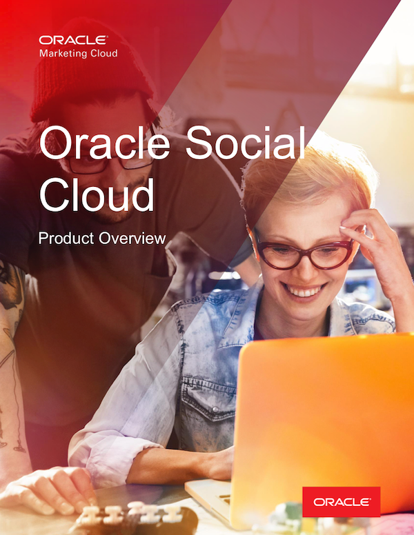 FP 2019 Oracle Social Cloud Product Overview 600pxl