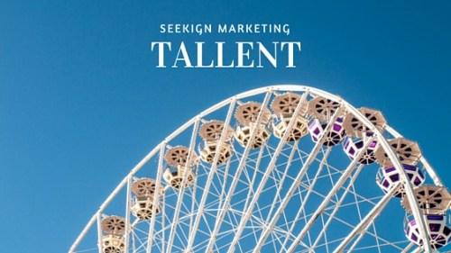 Seekign Marketing