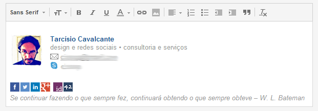 tarcisio gmail