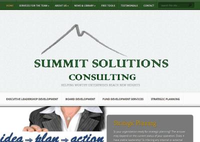 SUMMIT SOLUTIONS CONSULTING,Cincinnati OH