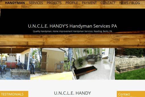 UNCLE HANDY HANDYMAN PA