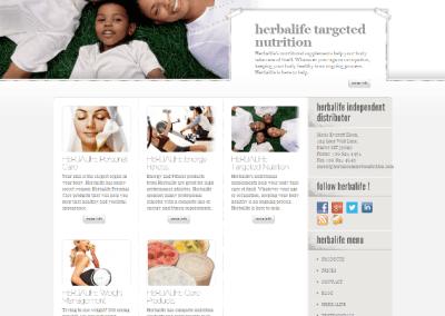 Herbalife-Herbal Nutrition