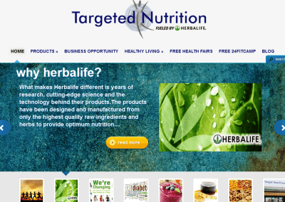 Herbalife Targeted Nutrition