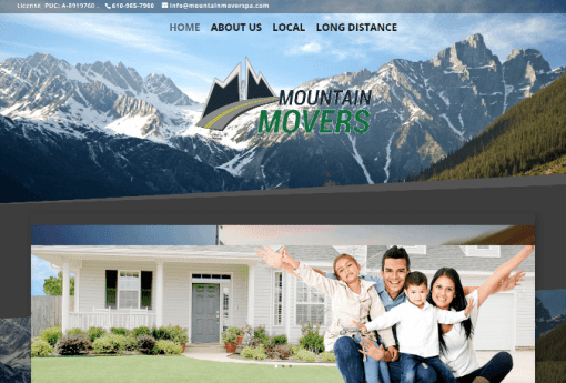 Mountain Movers PA