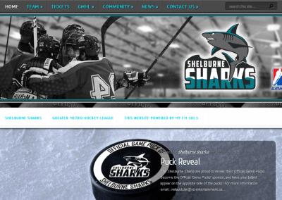 Shelburne Sharks Hockey