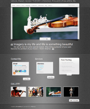 Violin, Piano, Music Theory, Lessons