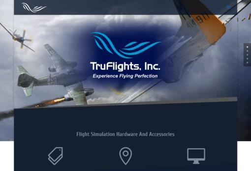 Flight Simulation Accessories-TruFlights Inc.