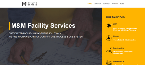 M&M Facility Services