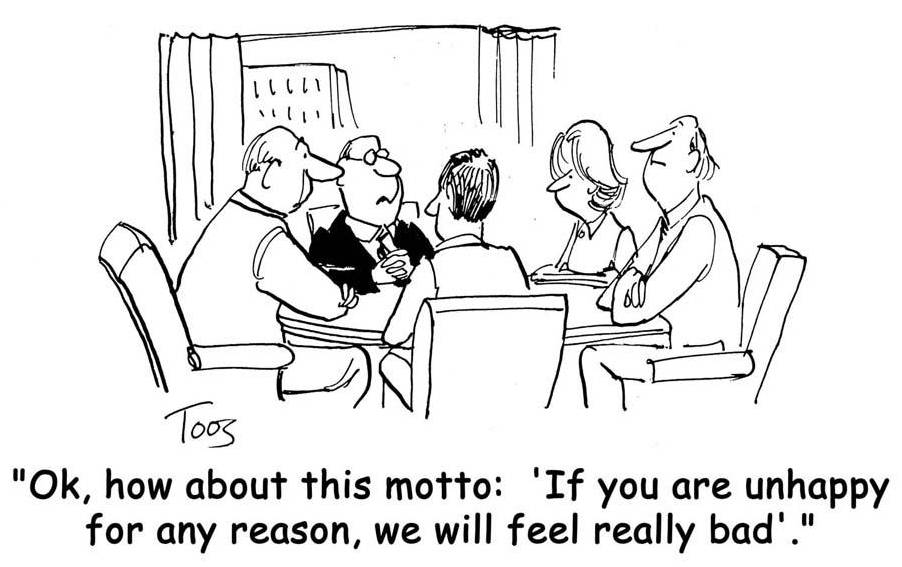 The Importance of Great Customer Service (a Great Article