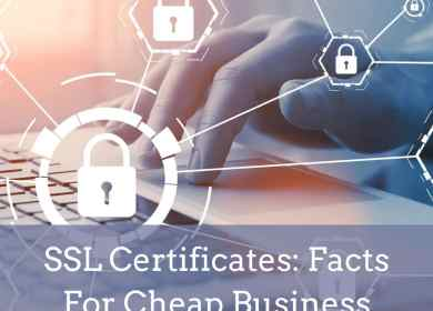 SSL Certificates: Facts For Cheap Business Owners