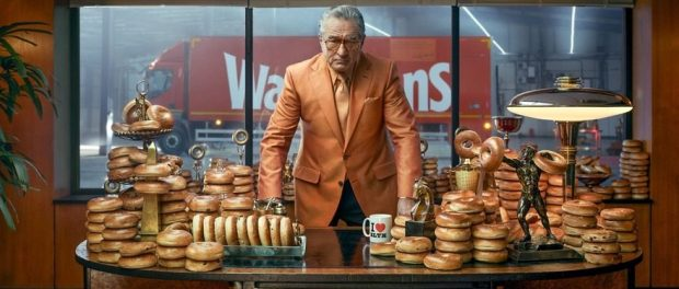 Robert De Niro, Warburtons advert